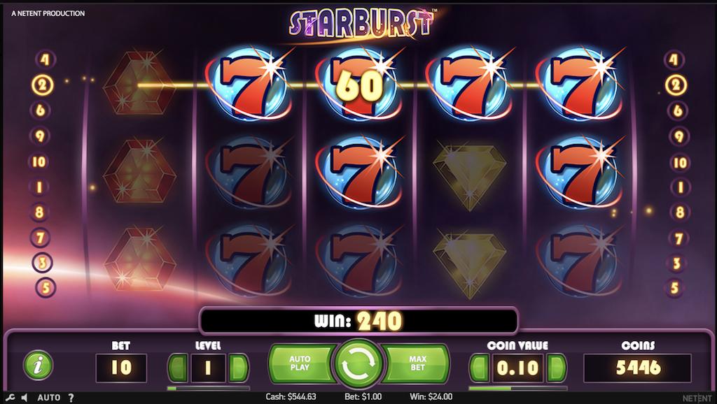 オンラインカジノのスロット解説