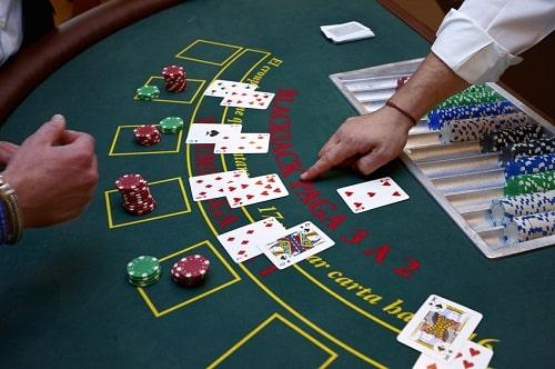 カジノで遊べるゲーム「ブラックジャック」