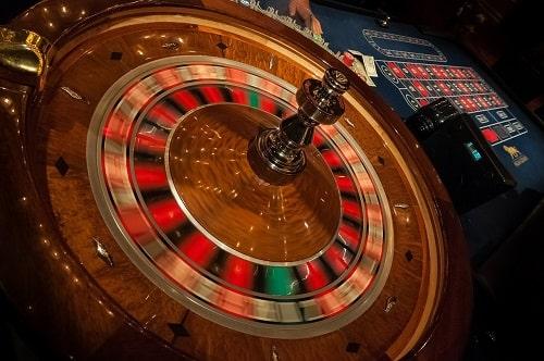 カジノで遊べるゲーム「ルーレット」
